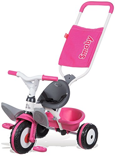 Smoby Baby Balade Pink - 7