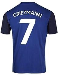 T-shirt FFF - Antoine Griezmann - Collection officielle Equipe de France de Football - Taille enfant garçon