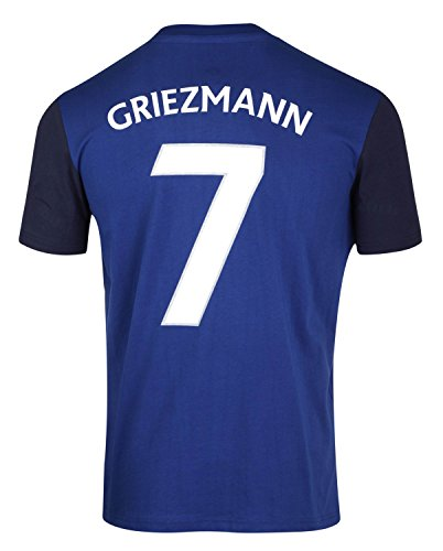 T-shirt FFF - Antoine Griezmann - Collection officielle Equipe de France de Football - Taille enfant garçon 14 ans