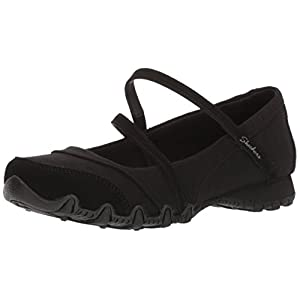 Skechers Damen Bikers-Get-up Maria Janes