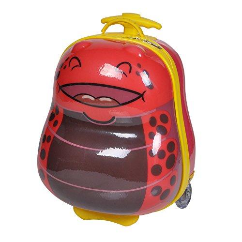 Knorrtoys 14522 - Bouncie Trolley Bug Cherry