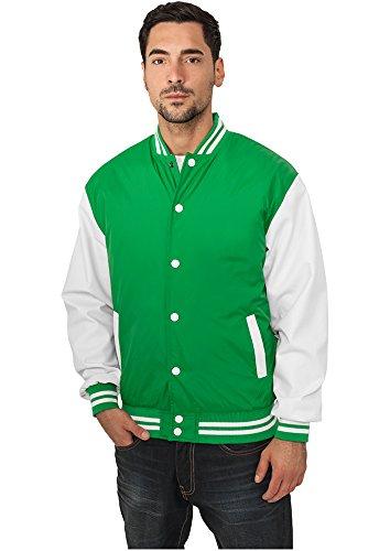 Urban Classics Herren Jacke Jacke Light Jacket cgr/wht
