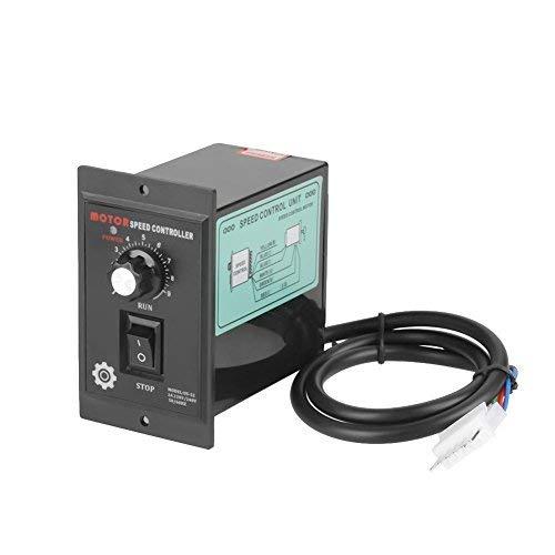 400W AC 220V Motor Speed Controller Vorwärts & Rückwärts verstellbar Elektrische Drehzahlregler -