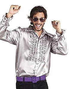 Boland Camisa, Color Plata, 2168