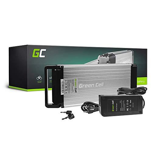 GC® Batteria E-BIKE 36V 14.5Ah Bicicletta Elettrica Rear Rack Specialized Bulls TALA Ghost con Celle Panasonic Li-Ion