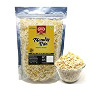 Premium Basmati Rice Cracker (Chal Bhaja),Indian Diet Snack, 300gm