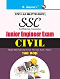 SSC: Junior Engineer (Civil) Exam Guide for Paper I & II (Civil & Structural)