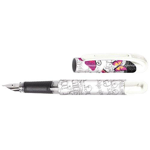 Online 12288/3D - Best Writer College, Kalligrafiefeder, 1,8 mm, 1 Stück, Butterfly Love