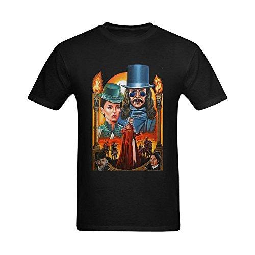 Men's Bram Stoker's Dracula Poster T-shirt XXXX-L