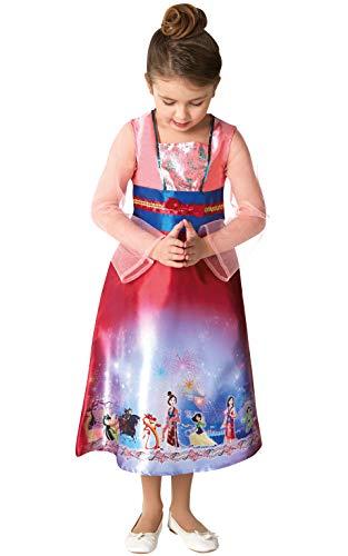 Rubie's Offizielles Disney Prinzessin Mulan Dream Mädchen-Kostüm - Prinzessin Disney Mulan