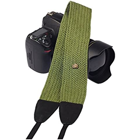 Eggsnow–Fotocamera SLR/DSLR ampliare collo tracolla