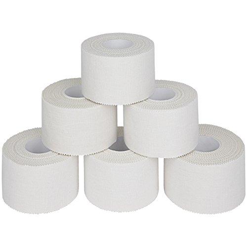 6-x-sport-tape-38-cm-x-10m-bianco