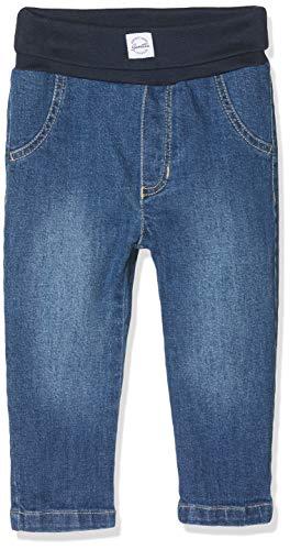 Sanetta Unisex Baby Jeans, Blau (blau 9527), 80 (Herstellergröße:080)