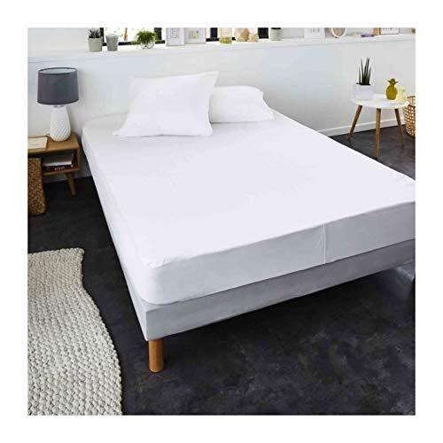Sweetnight - Protège matelas 2x80x200 cm | Lit Articulé | Alèse Imperméable et Anti Acariens | Molleton 100% coton | Silencieux et Respirant