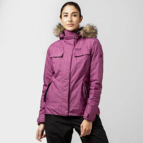 41iTBeRQBSL. SS500  - Jack Wolfskin Women's Cypress Mountain Jacket