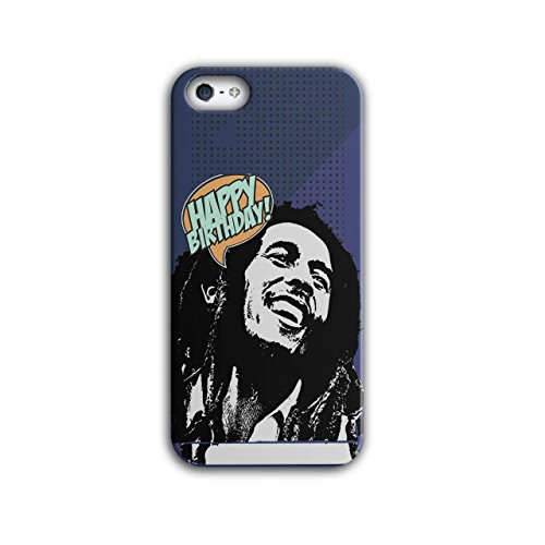 Kostüm Bob Bob's Burger (Bob Marlety Pot Geburtstag Bob Marley iPhone 5 / 5S Hülle |)