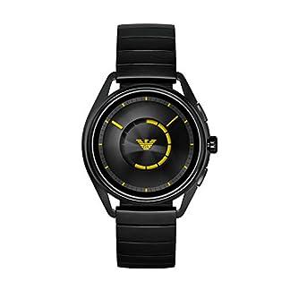 Emporio Armani Matteo Digital Black Dial Men's Watch-ART5007