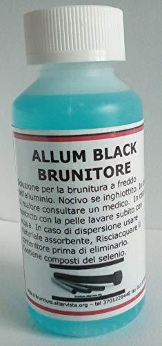 Brunitore per alluminio 125 ml - Aluminium burnishing bottle 125 ml