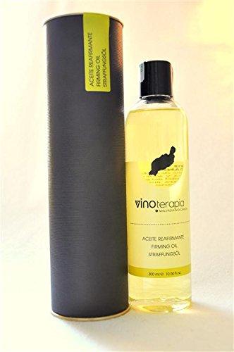Körper & Massageöl mit vulkanischem Malvasier-Traubenkernöl und Macdamianussöl 300ml