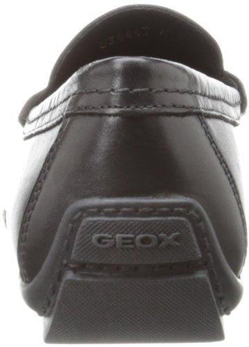 Geox - Uomo Winter Moner - Mocassins - Homme Noir (Black)