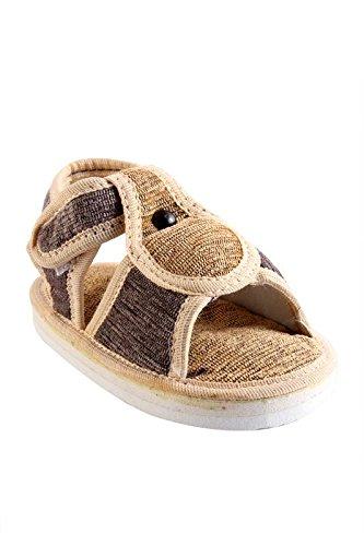 CHiU Chu-Chu Soft Cotton Sandal For 6-9 Months