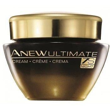 Avon Anew Ultimate 7S Nachtcreme mit Liftingeffekt 50 ml