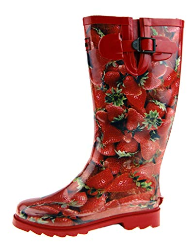 Lora Dora Womens Wellington Boots Knee High