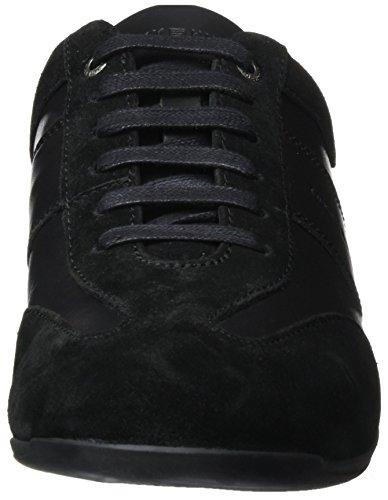Tommy Hilfiger Herren O2285tis 1c Sneakers Schwarz