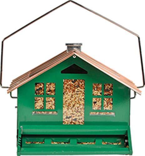 Perky-Pet Comedero pájaros 6 Puntos Acceso - Alimentador