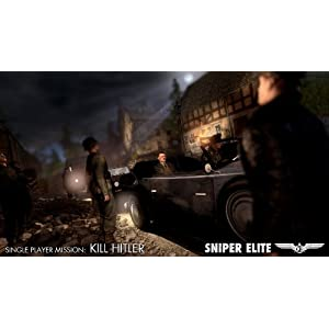 Sniper Elite V2 – Kill Hitler DLC Pack [PC Steam Code]
