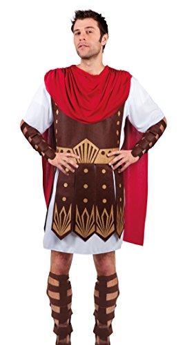 Boland 83806 - Erwachsenenkostüm Gladiator, (Caesar Kostüme Perücke Erwachsene)