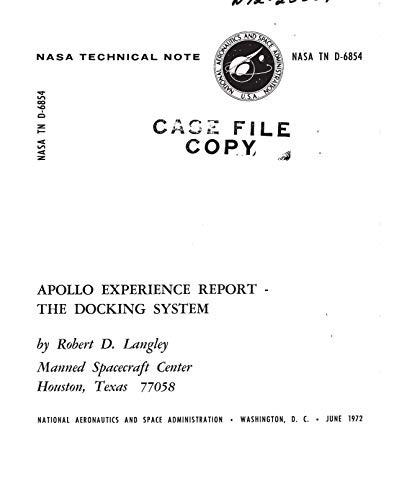 Apollo experience report: The docking system (English Edition)