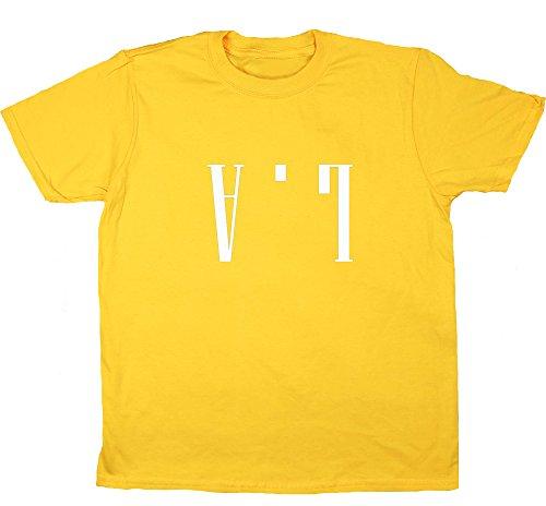 hippowarehouse-la-upside-down-kids-short-sleeve-t-shirt