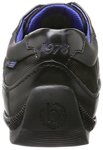 Bugatti 311255021000, Baskets Basses Athlétiques Homme (schwarz 1000)