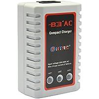 Cargador HTRC B3 AC Balance compacto B3 Pro para batería Lipo 2S-3S
