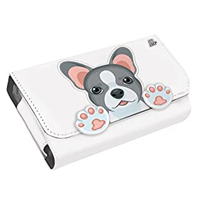 iMP XL Animal Storage & Carry Case – French Bulldog (2DS XL / 3DS XL / DSi XL)
