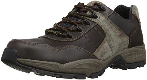 camel active Evolution GTX 14, Herren Sneakers, Braun (peat/mocca kombi), 42 EU (8 Herren UK)