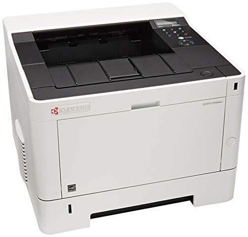 Kyocera Ecosys P2040dw WLAN Laserdrucker: Schwarz-Weiß, Duplex-Einheit, 40 Seiten pro Minute. Inkl. Mobile Print Funktion
