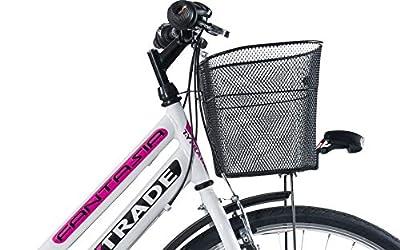 28 Zoll Damen Trekking MÄDCHEN City Fahrrad Bike Rad CITYFAHRRAD DAMENFAHRRAD CITYRAD DAMENRAD TREKKINGRAD Shimano 21 Gang Fantasia Weiss TYT19-053