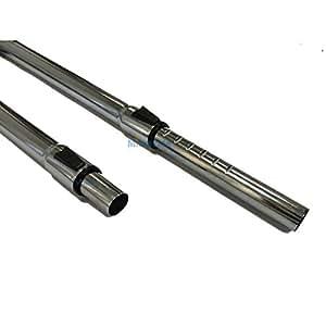 tube télescopique Convient pour Severin BR 7928, 7929, tube d'aspiration/Aspirateur Tube 2x 50cm de long