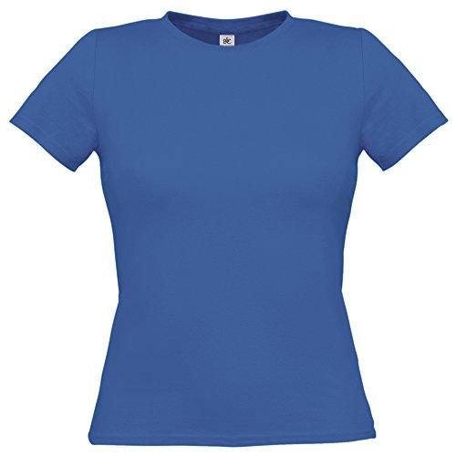 B&C Collection - T-shirt - Femme Bleu Marine