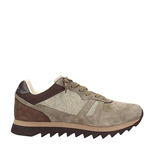 Chaussures De Sport Bas Brun / Chaussures Blanches Evita R21vwkyN