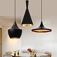 Personalità e creative di illuminazione minimalista moderno alluminio ristorante bar