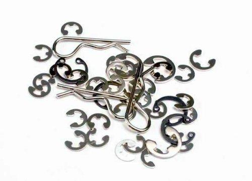Traxxas 4.147,8cm E-Clip/C-Ring Modell Kfz-Teile, 1,5mm