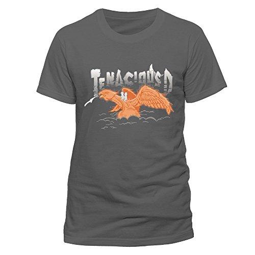 Tenace D T-shirt da uomo - Truck grigio Small
