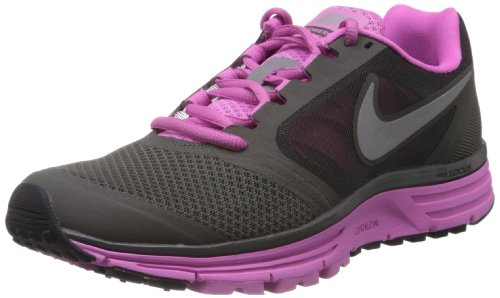 2e773649720 Nike 580593-005 Womens Zoom Vomero 8 Black And Pink Sports Running Shoes 65  Uk- Price in India