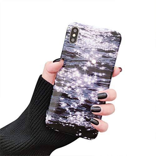 CXvwons Hülle iPhone XS MAX, Hülle Case iPhone X XS Kreatives 3D Muster Schutzhülle Ultra dünn TPU Silikon Handyhülle Bumper iPhone XR Kratzfest Schutzhülle für iPhone XS MAX (iPhone XS, 5) 5 Silikon Silicon Case