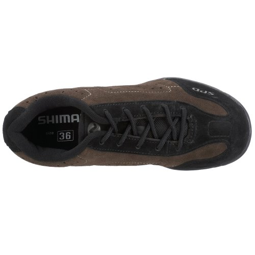 Shimano Mountain Touring Chaussures eshmt21C400, Chaussures de sport–Cyclisme Marron