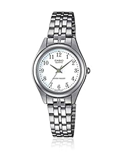 Casio Montre Femme Analogique Quartz avec Bracelet en Acier Inoxydable - LTP-1129PA-7B (B00K1582UE) | Amazon price tracker / tracking, Amazon price history charts, Amazon price watches, Amazon price drop alerts