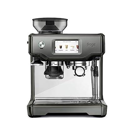 Sage-Appliances-SES880-Espressomaschine-Anthrazit